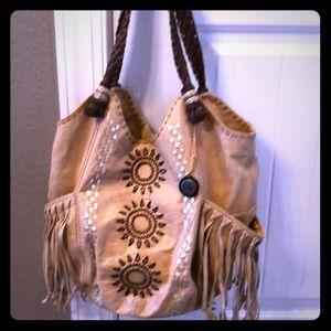The Sak Very Cool boho bag